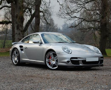 Porsche 911 Turbo Hire